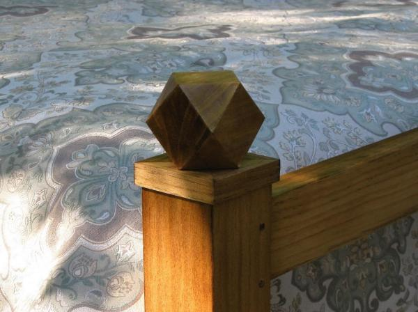 Bed Finial