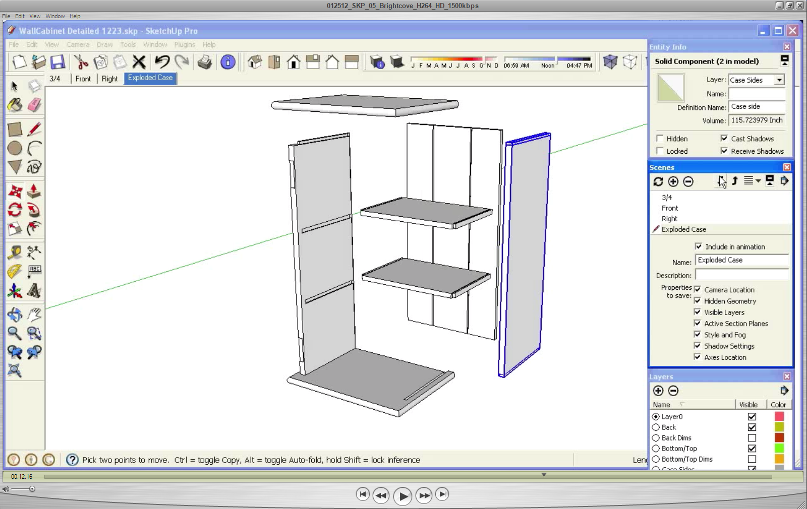 Sketchup For Woodworkers Free Download downloadable square ...
