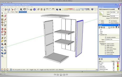 using google sketchup for woodworking