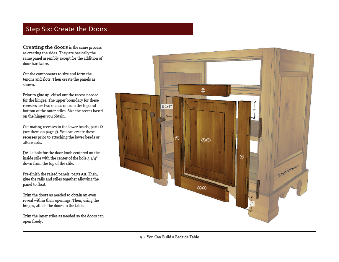 cabinet making glossary terms