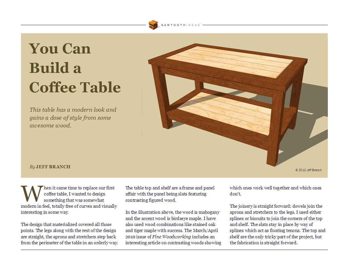 Pdf diy coffee table plans easy download child bench toy for Box table design