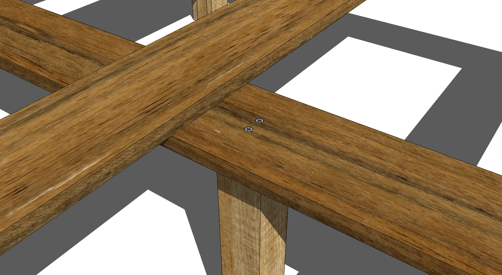 SketchUp Woodworking Plans