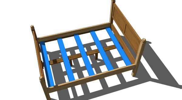 Queen Bed Slats