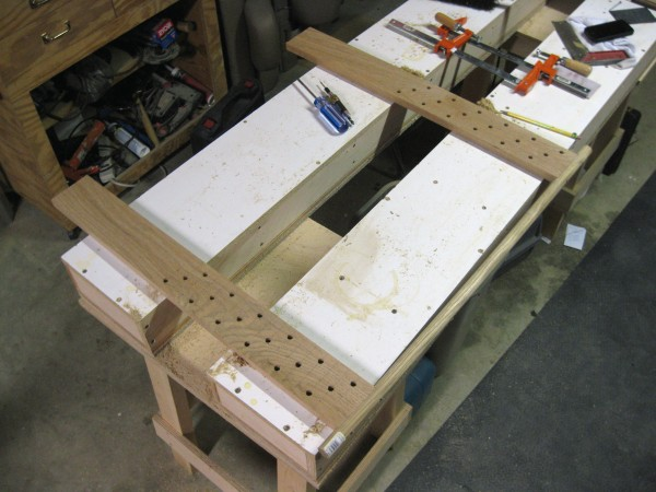 Becksvoort sawhorse extenders