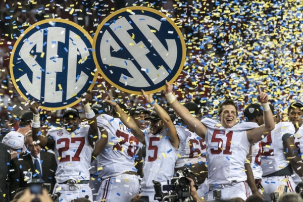 Alabama football: what I have been spending a lot of time on this fall.