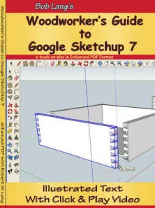 Bob Lang SketchUp Ebook Cover