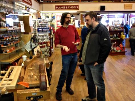 Chris speaks with Scott Meek.