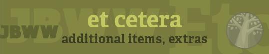 et cetera logo