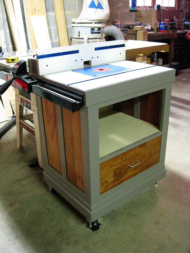 Router Table Plans Norm Abrams Deluxe Router Table Plans