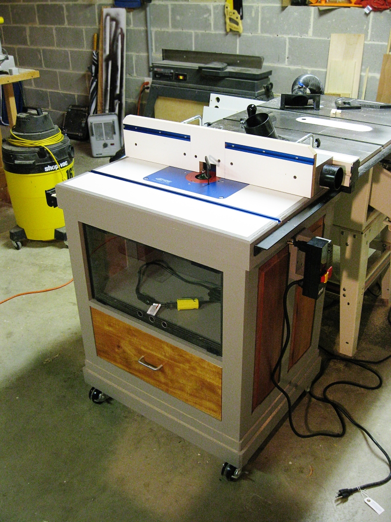 Plans for router cabinet plans free download cooing34wis for Build your own router table free plans