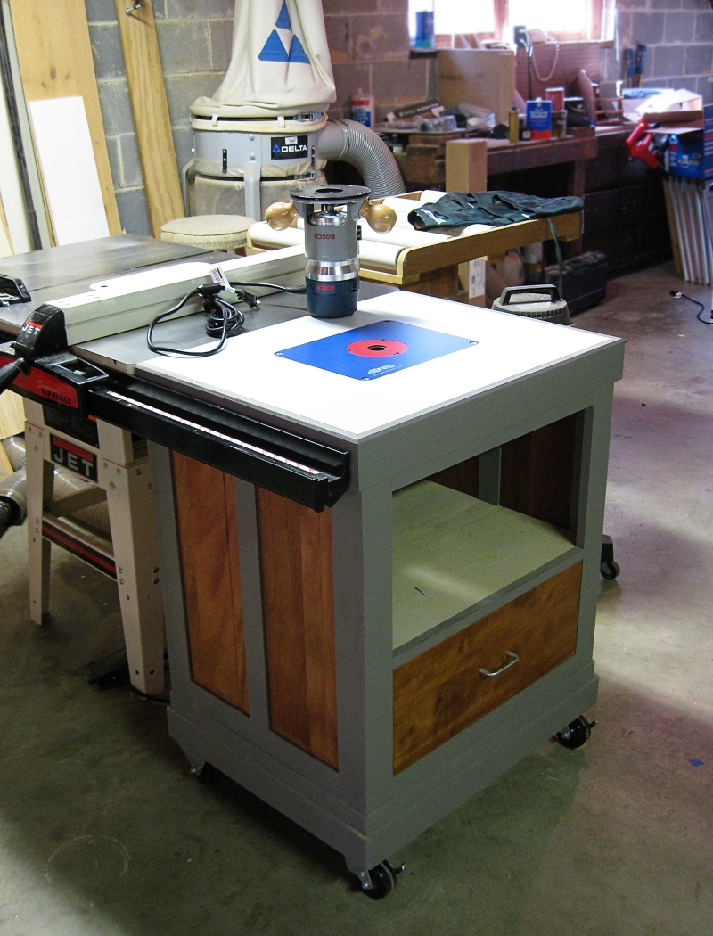 Build bench mounted router table plans diy pdf free wood carport bench mounted router table plans greentooth Images