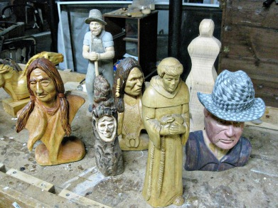 More indians, a monk; even Bear Bryant