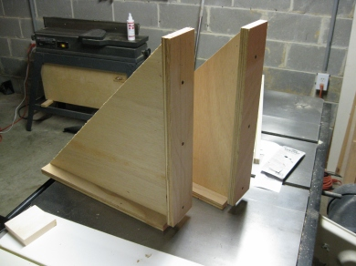 Miter Saw Stand Supports