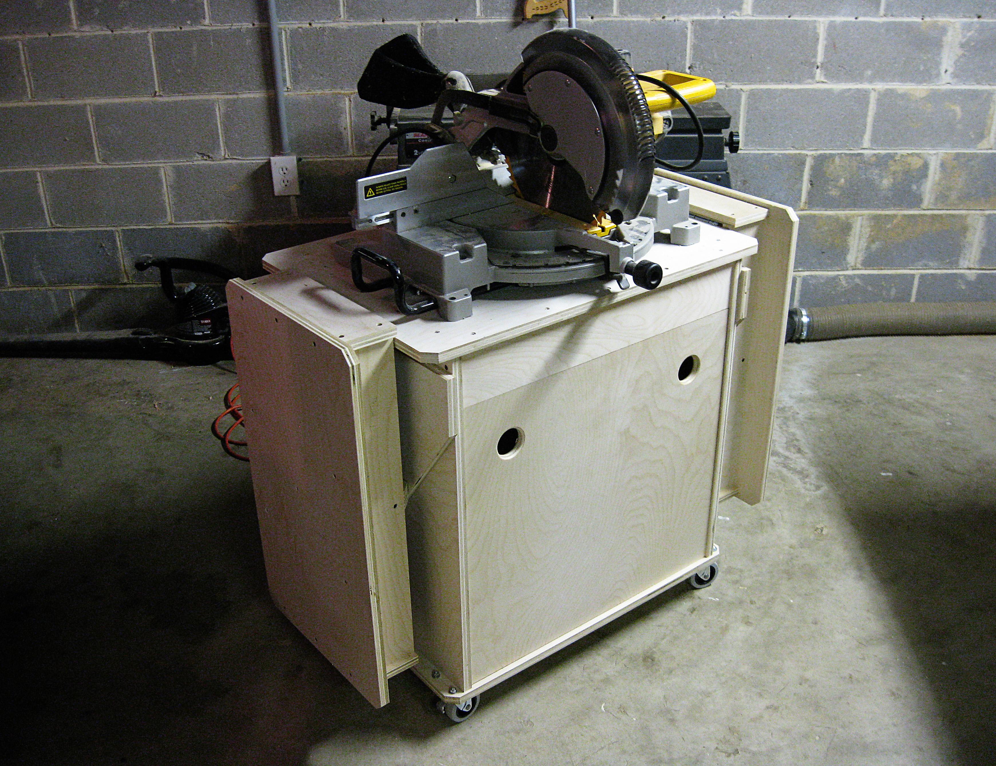 Build Portable Miter Saw Stand Plans Diy Pdf Cabin Plans Under 1000 Sq Ft Nondescript64alj
