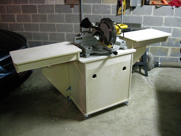 Pdf Sliding Compound Miter Saw Stand Plans Diy Free Plans