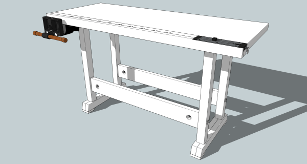 My current SketchUp model