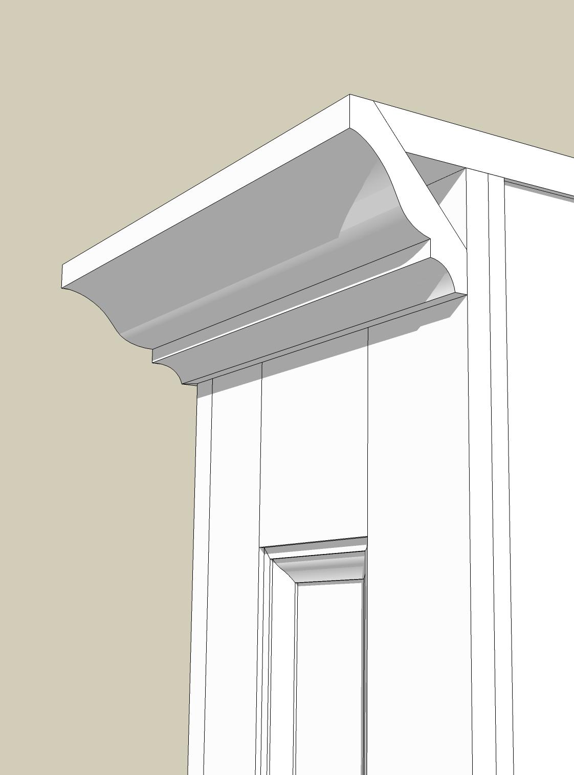 Build Crown Molding Floating Shelf Plans Diy Pdf How To