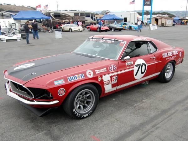 Mustang Trans Am Racer