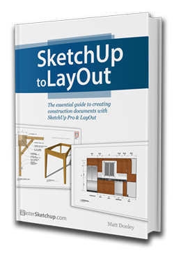SketchUp to Layout Book