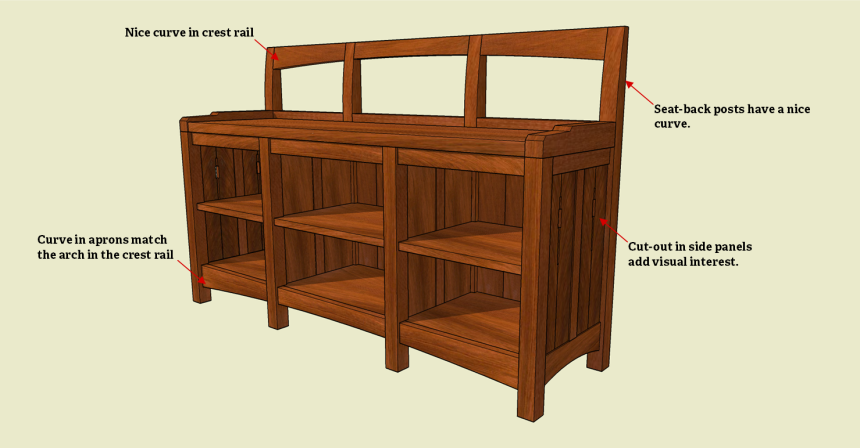 Low Bookcase Front Page Image 3