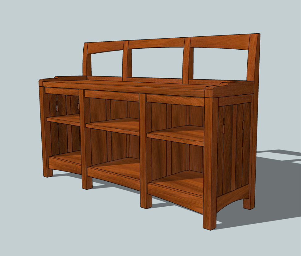 Bookcase Design Free Download bench construction plans | clumsy50krj