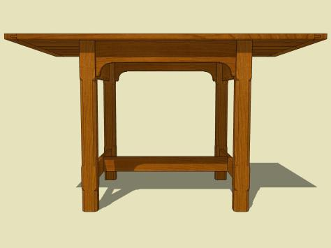 Apartment Dining Table2