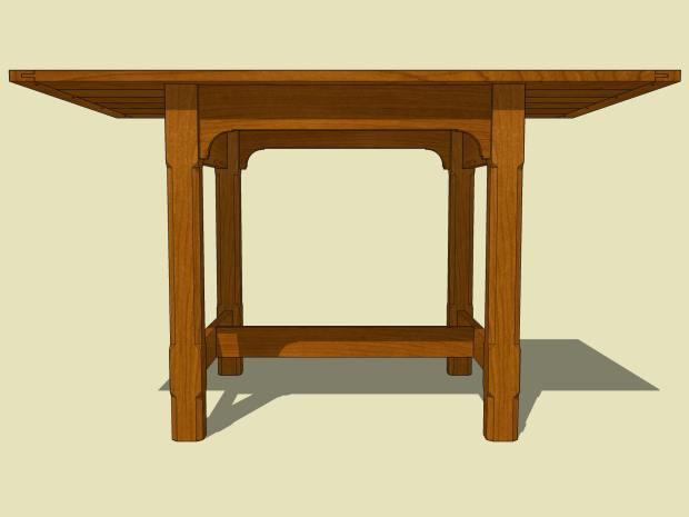 easyto build work table
