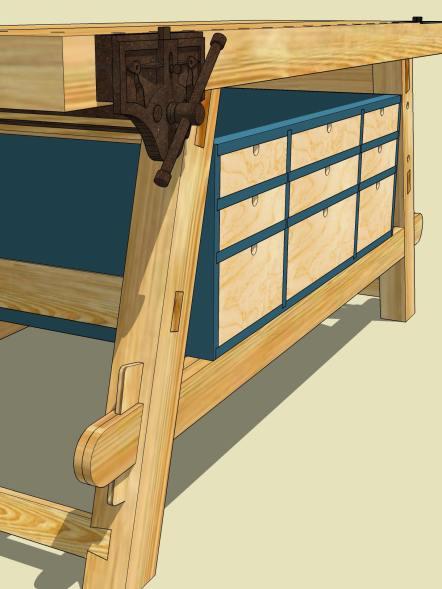 Moravian Workbench 2