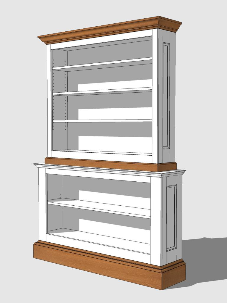 Scott Bookcase BP 110613