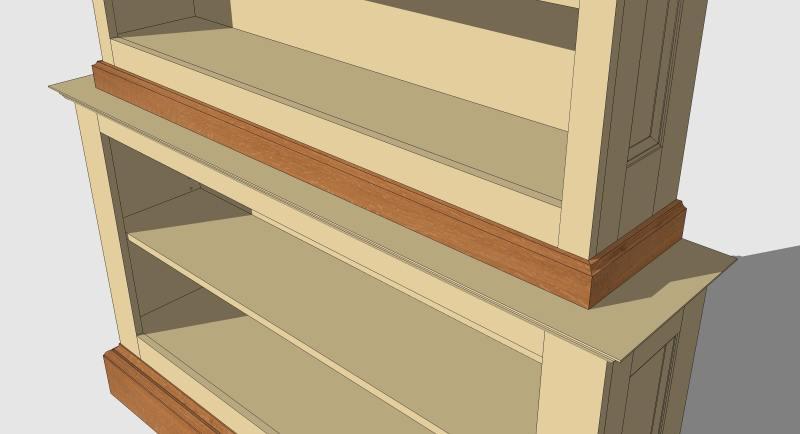 plans a bookcase