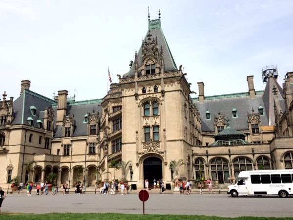 My second trip to George Vanderbilt's home and still inspiring.