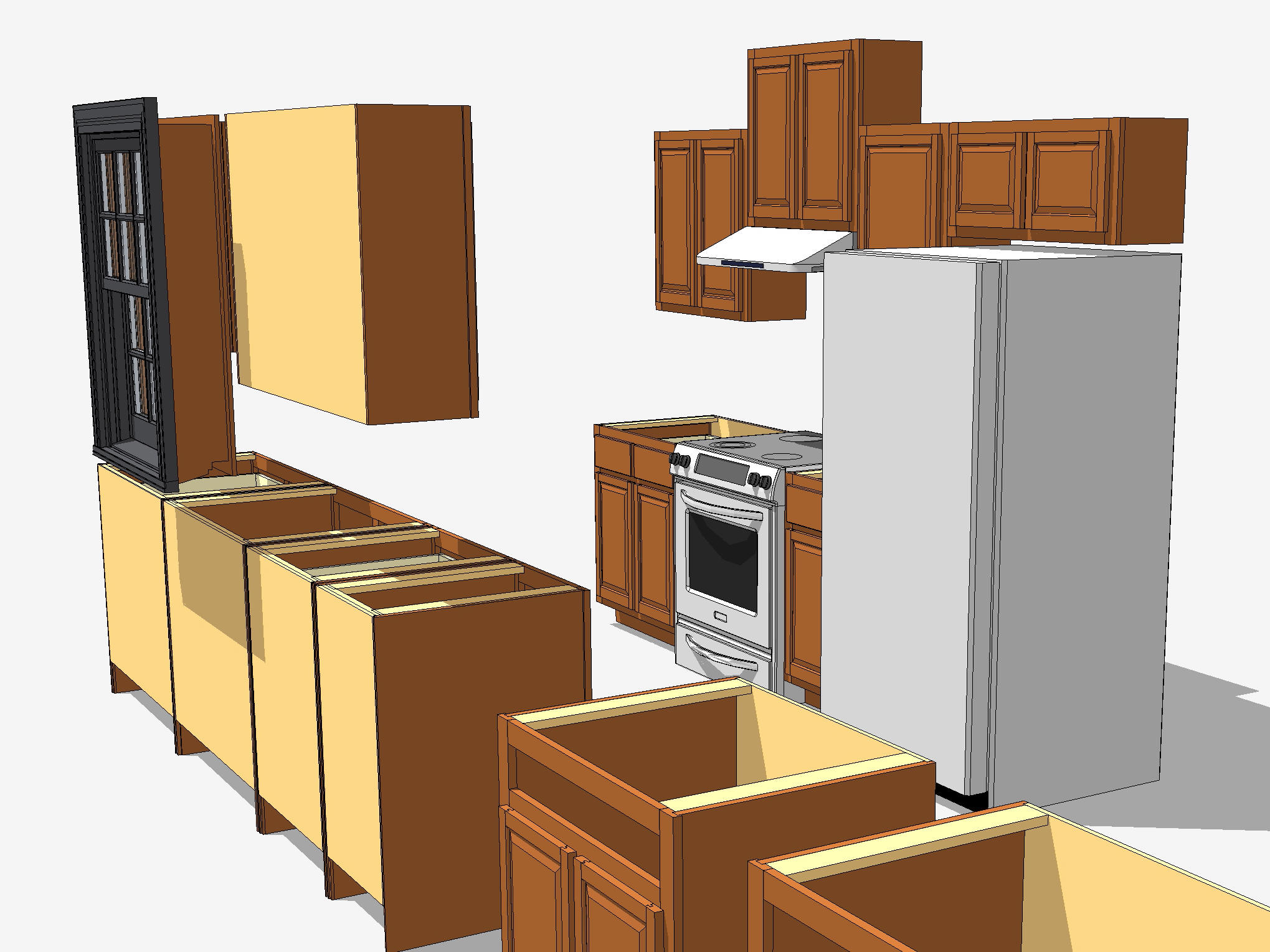 SketchUp For Cabinet Shop Project Management | ReadWatchDo.com