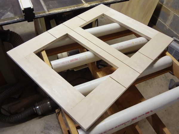Saw kerfs to the bottom of the web frames so I can better bend the warp out of them.