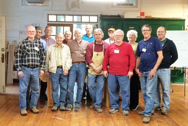 The Alabama Woodworkers Guild with Bob Lang.