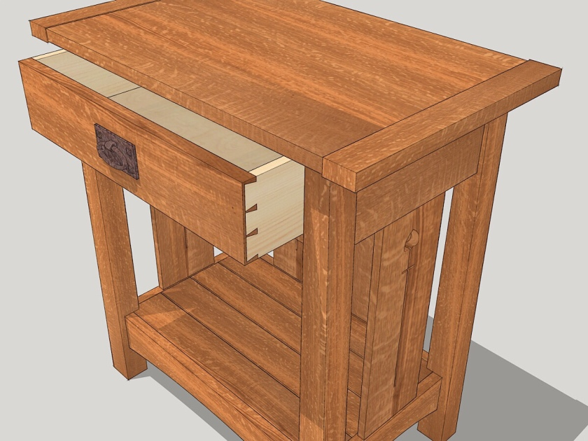 Three sketchup projects what i learned jeff branch woodworking three sketchup projects what i learned greentooth Gallery