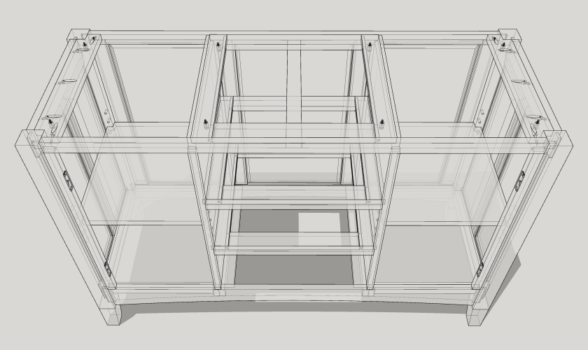 Furniture Design Jeff Branch Woodworking Gorgeous Sketchup Furniture Design